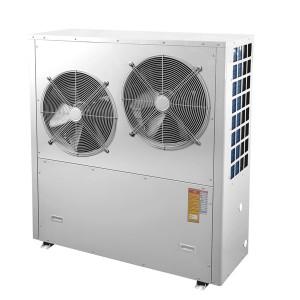 16kW 230V EVI monobloc heat pump