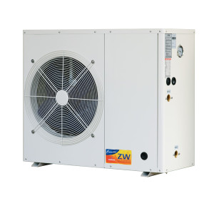 11kw commercial hot water heat pump