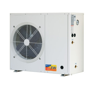 11kw, 20kw, 40kw, 68kw commercial hot water heat pump