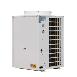 20kw commercial hot water heat pump