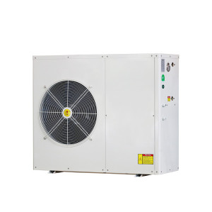 9.5kW Air to water heat pumps for house heating and hot water