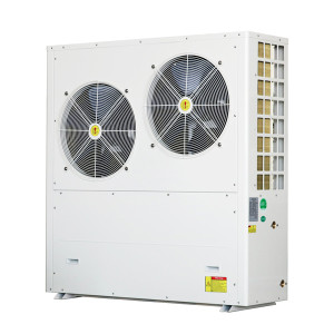 25kW 380~415V EVI monobloc heat pump
