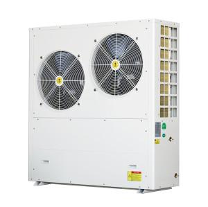 18kW 380~415V EVI monobloc heat pump