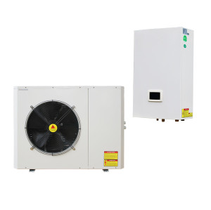 11kW new design 230V split EVI heat pump