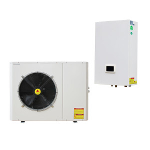 12kW 380V new design EVI split heat pump
