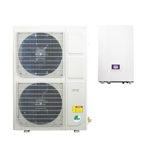 19kW 230V DC inverter split heat pump
