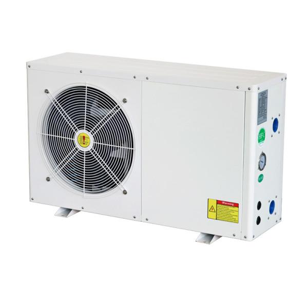 5kw~9.5kw swimming pool heat pump