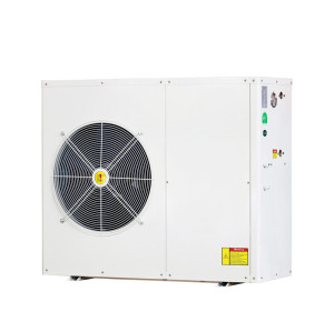 12.3kW 3-Phase House heating + hot water heat pump