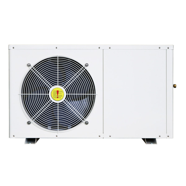 5kw Family Residential Hot Water Heat Pump R410A 57DegC hot water