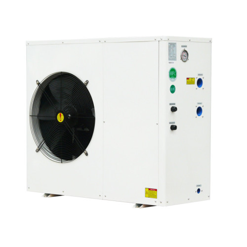 17kw swimming pool heat pump