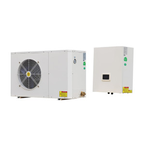 7kW DC Inverter Split Heat Pump