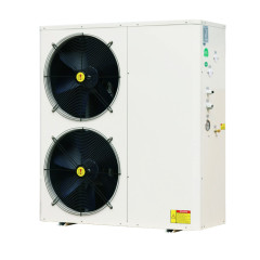 34kW 380V EVI monobloc heat pump