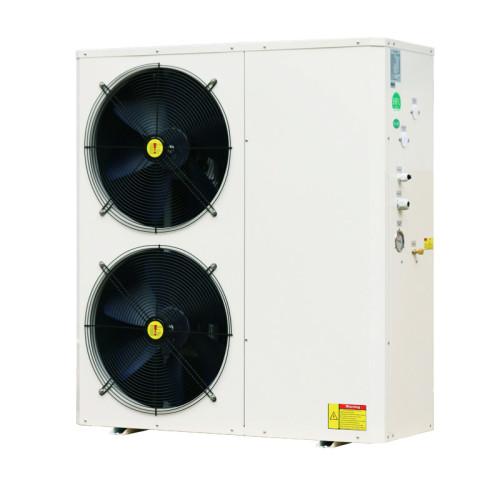 25kW 380V EVI monobloc heat pump