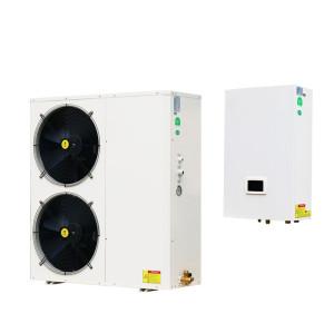 18kW 380V EVI split heat pump