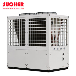 75kw commercial hot water heat pump