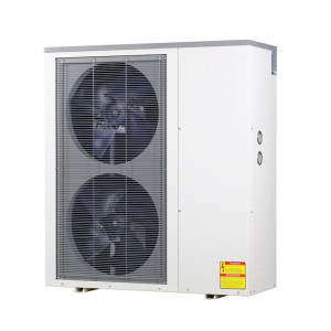 15kW 1 phase R32 DC Inverter Monobloc Air to Water Heat Pump (ErP A+++)
