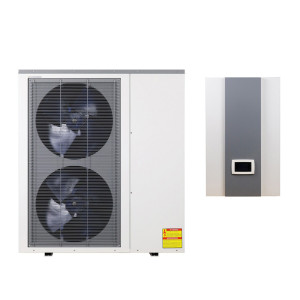 19kW 3 phase R32 DC Inverter Split Air to Water Heat Pump (ErP A+++)