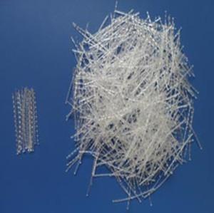 la fibre de macro pp pp a tordu la fibre concrète de fibre de faisceau pour le béton