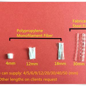 Fibre PP haute résistance et haut module