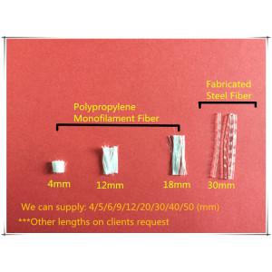 Hochfeste PP-Faser mit hohem Modul