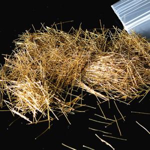 不锈钢微小高强度钢纤维镀铜钢纤维