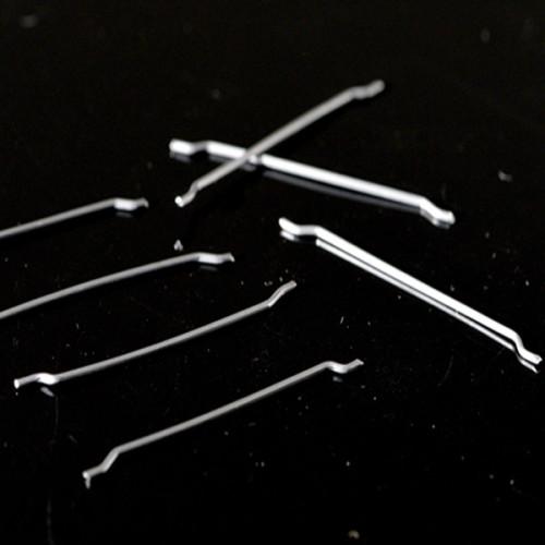 W  -  304钩尾钢纤维
