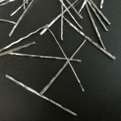 用于耐火材料的狭缝不锈钢纤维
