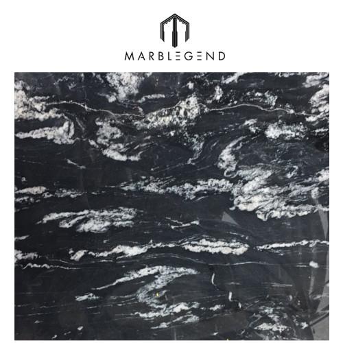 Fine Lustre Black Rajasthan Granite con las preferencias de los clientes