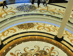 commercial-project-mall-waterjet-architect-carrara-tile-custom-design-commercial-project-mall
