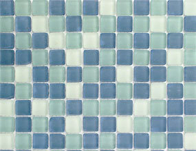 Light Blue Swimming Pool Tile