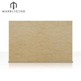 Piedra natural egipcia Sylvia beige mármol piso y pared azulejos diseño