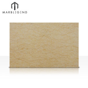 Natural Stone Egyptian Sylvia Beige Marble Floor And Wall Tiles Design