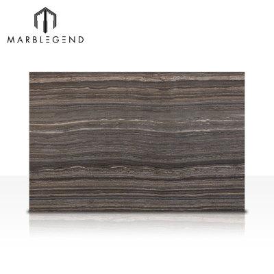 Eramosa Brown Marble Slabs Tobacco Brown Marble Tiles Obama Wood Marble
