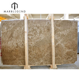 Turquía Emperador Light Marble Slabs Light Cream Marmol Marmol
