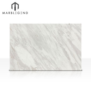 Greek White Marble Slab Natural Marble Volakas Wholesaler White Tiles