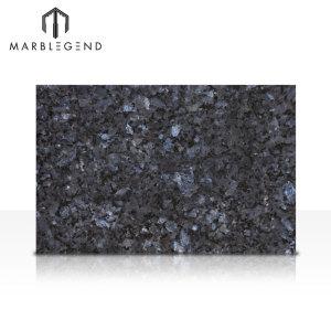 Durable Natural Stone Granite slabs tiles Chinese Blue Pearl Granite