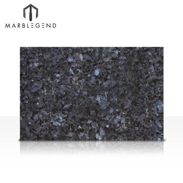 Прочный Натуральный Камень Гранитная плитка плитка Китайский Синий Жемчуг Гранит