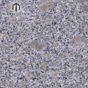 Chinese Natural Stone White Granite Pearl Flower Granite Tile