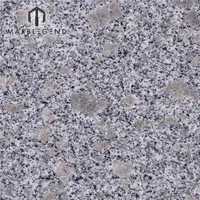 Chinese Natural Stone White Granite Pearl Flower Granite Tile