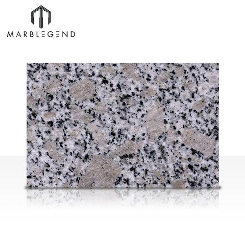الحجر الطبيعي الصيني الجرانيت الابيض لؤلؤة زهرة الجرانيت البلاط