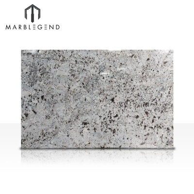 Brazil Surprising Natural Color Fantastic White Granite Slabs For Countertops