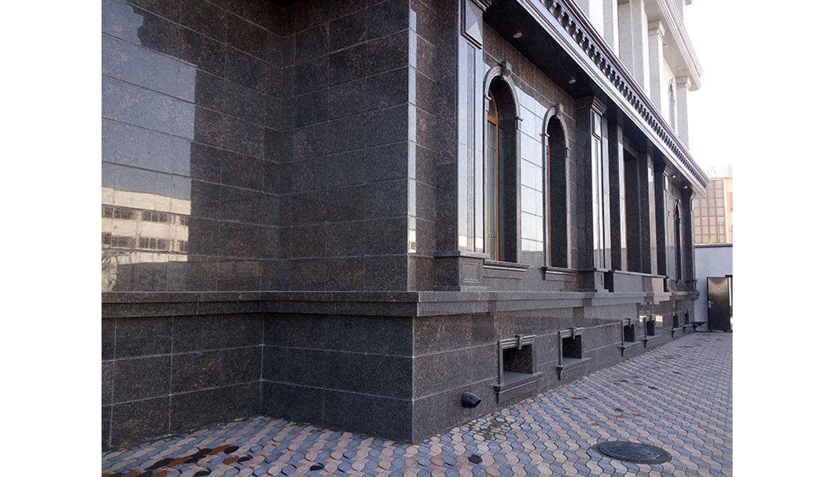 Pfm Brown Granite India Tan Brown Granite Tiles For