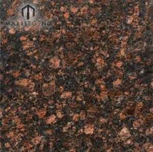 Tejas del granito de Brown Brown del granito de Brown de PFM Brown para la pared exterior
