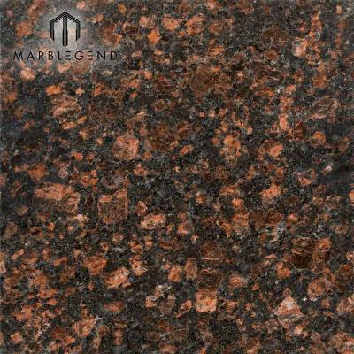PFM Brown Granite India Tan Brown Granite Tiles For Exterior Wall