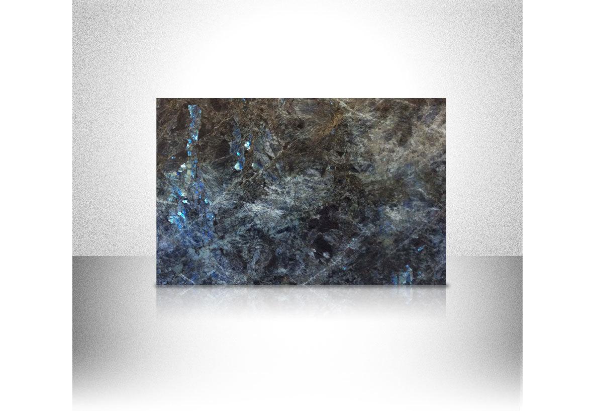 Pfm Blue Labradorite Lemurian Granite Kitchen Countertops