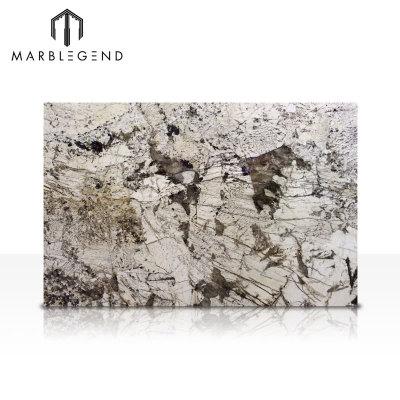 PFM White Granite Slabs Delicatus Antique Granite Price For Countertops