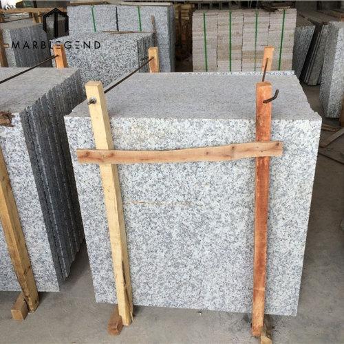 Losas del granito de PFM las losas chinas blancas de las losas del granito G439 para la fachada