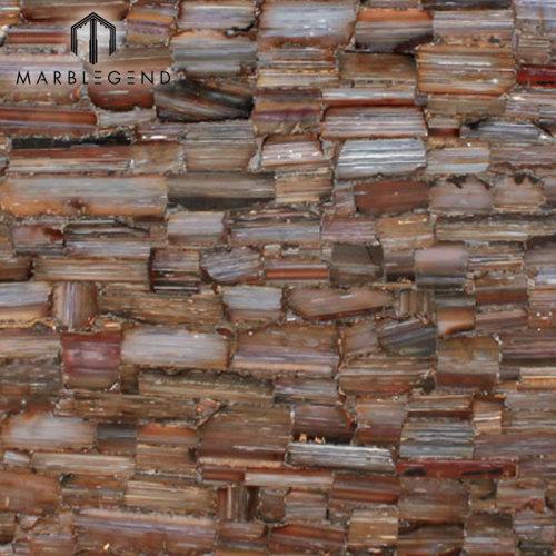 الفاخرة الخلفية شبه الأحجار الكريمة أجاتا سترياتا الأحجار الكريمة العقيق الأحمر جاسبر