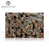 Semi Precious Stones Desert Jasper Classic Jasper Precioustone Slabs Tiles