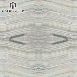 Backlit Onyx Panel Ideas Bookmatched Chiffon Onyx Stone Marble Tiles Prices